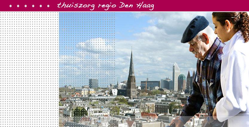 Een hulp aan huis in Den Haag