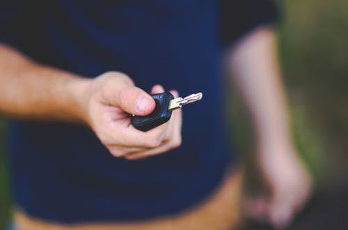 huur een mooie auto